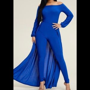 Pants - Plus size jumpsuit